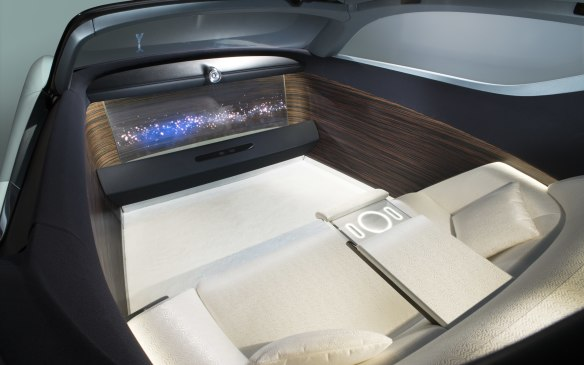 <p>Its Artificial Intelligence also learns the driver's preferences and tastes, and acts as a virtual concierge. It's not The Companion or The Cooperizer, however – this AI is called Eleanor.</p>