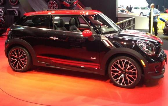 2014 Mini Paceman JCW - NAIAS