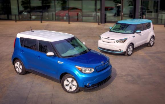 <p>Best New City Car for 2015</p> <p>The battery electric Kia Soul EV beat out the Smart electric vehicle to take Best New City Car honours.</p>