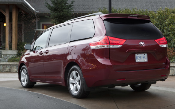 <p><strong>2011-13 Toyota Sienna</strong></p> <p>If space is the final frontier, the 2011 Toyota Sienna delivers it in spades. The redesigned minivan was no bigger than the previous model on the outside, but it felt like an Escher-inspired warehouse inside. The middle-row seats slid a metre fore and aft, and the expansive windows provided great visibility all around. Seven- and eight-seater models offered ample comfort, although some cost-cutting was evident in the hard plastics, cheaper upholstery and thin carpets.</p>
