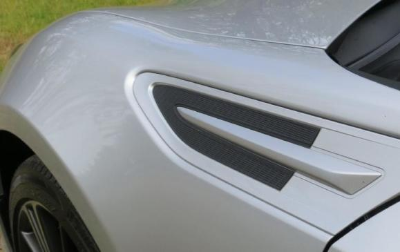 Subaru BRZ - Fender Trim