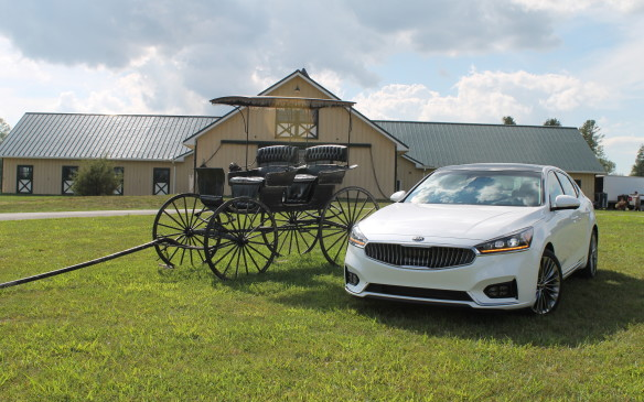 <p>From my initial drive of this entry-luxe sedan, I'd agree. It's come a very long way in a very short time. Roomy, comfortable, thoughtfully trimmed and feature-filled, with top-ranked quality as well, Kia's new Cadenza is worthy of new consideration.</p>