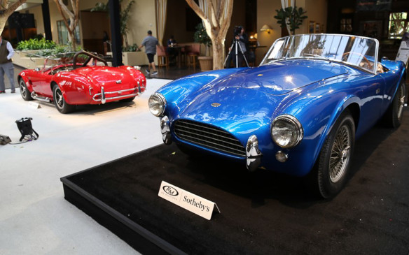 <p>More than 700 cars, trucks and motorcycles found buyers at Monterey Car Week auctions, many of them for more than $1-million apiece.</p> <p>Words by Gerry Malloy; pictures courtesy of RM Sotheby's.</p>