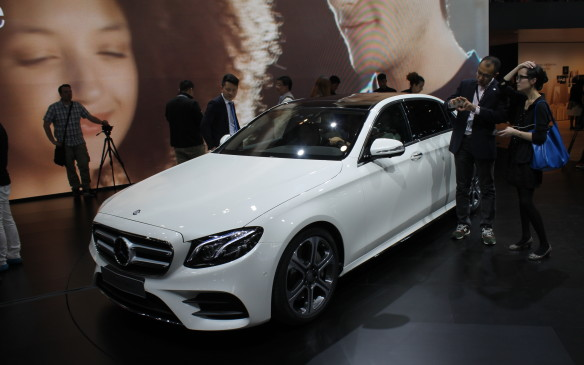 <p>Long-wheelbase versions of European and North American cars are very popular here, because many Chinese prefer to sit in the back seat and be driven through congested traffic. Mercedes debuted its stretched E-Class that will only be sold in China.</p>