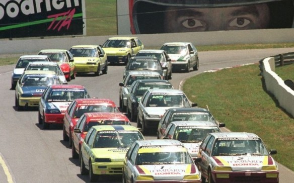 <p>The Micra Cup series is similar in concept to the Honda/Michelin Challenge that ran from 1975-1992 with a brief comeback in the mid-2000s. The Honda/Michelin Challenge, which helped spawn a generation of Canadian racers, involved stock Civic hatchbacks and later coupes and attracted a grassroots movement of racers with more than 400 amateurs participating. Canadian racing legend Richard Spénard has raced in both the Honda/Michelin Challenge and the Nissan Micra Cup.</p>