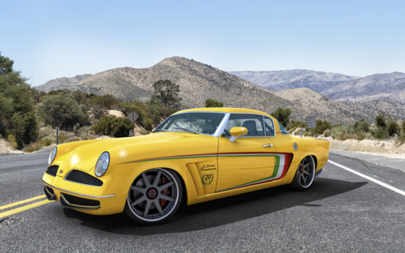 <p>The Veine Victorias is a modern interpretation of the1953-54 Studebaker Starliner coupe, which was one of the most beautiful American cars ever built.</p>