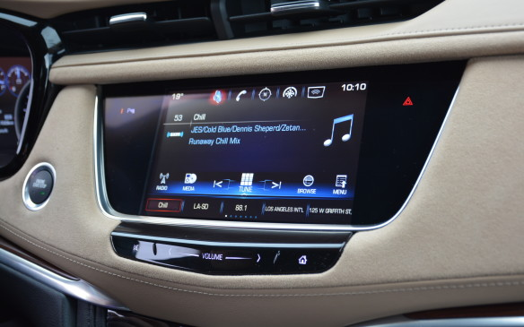 <p>In addition, the XT5 offers Apple CarPlay and Android Auto capabilities, along with wireless charging, 4G LTE hotspot usage and OnStar.</p>