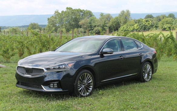<p>Kia says it wants the Cadenza to be lower in price than before to attract more buyers who are trading up from the Optima, and it doesn't want the jump in cost between the two sedans to be too great.</p>