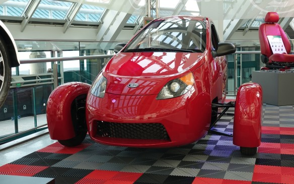 <p>The goal for pre-orders has been at set 65,000 units by Elio Motors. More than 50,000 pledges have been received but the company needs more capital before production starts in the ex-GM plant in Shreveport, Louisiana. Maybe next year . . .</p>
