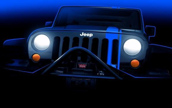 Jeep Wrangler Apache - Concept