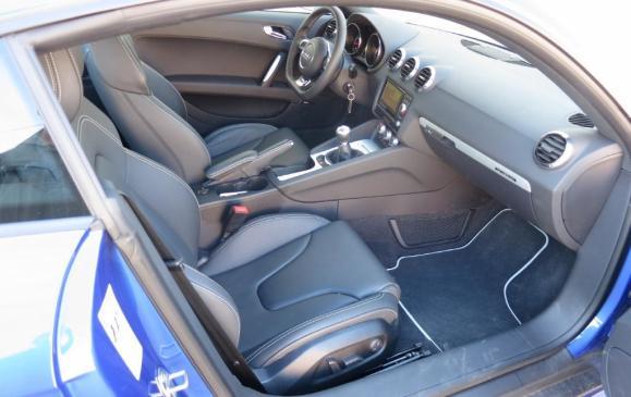 2012 Audi TT RS - Interior