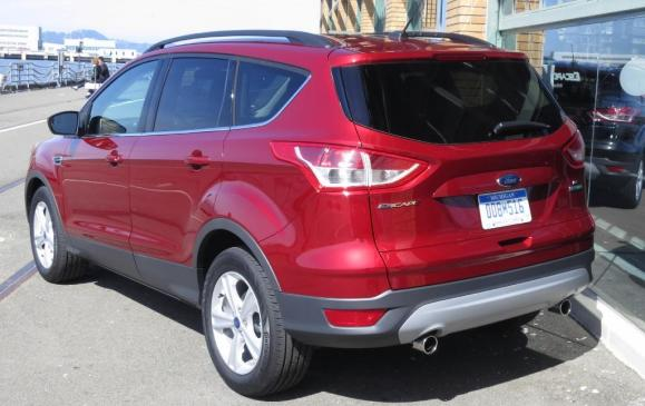 2013 Ford Escape - rear