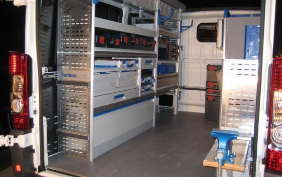 2014 Dodge Ram - mobile workshop