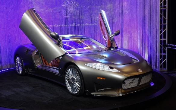 <p>The Spyker C8 Preliator introduces a third generation of sports cars from the Netherlands-based specialist after a short brush with bankruptcy that was resolved in January, 2015. The name Preliator, a Latin word for 'fighter' or 'warrior', is a nod to this successful outcome. The styling of the carbon fibre body is a discreet evolution of the previous model, the Aileron. The aluminium space frame underneath is more rigid for better handling, quietness and safety. Only 50 of these cars will be hand-built, assuring exclusivity. The European price is €324,900 ($CAD 462,000).</p>