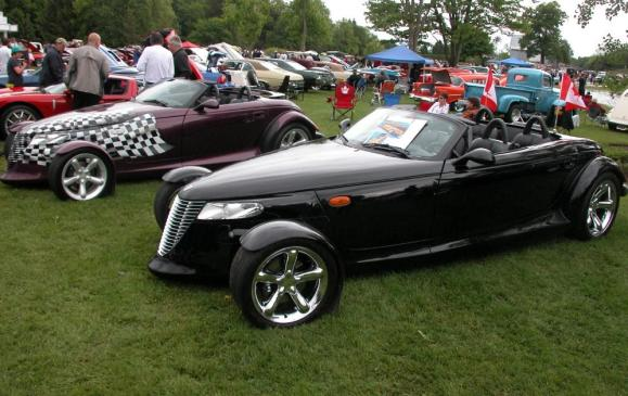 2013 Fleetwood Cruize-In - Plymouth Prowlers