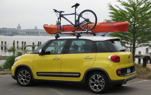 2014 Fiat 500L - Trekking model
