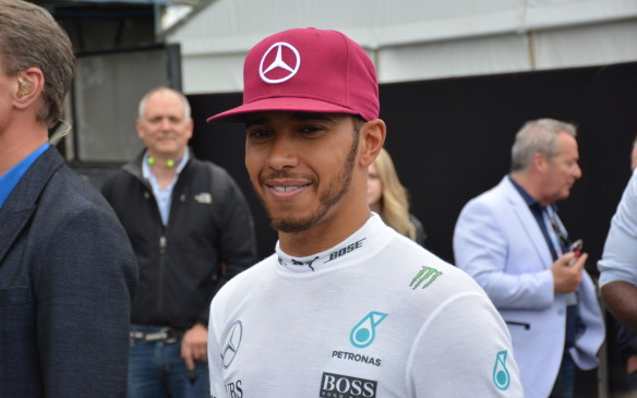 <p>Last year's Canadian GP winner, and World Champion, Mercedes driver Lewis Hamilton edged out his teammate, Nico Rosberg to win pole position in qualifying on Saturday. Hamilton, from the U.K., has all but made Montreal his second home with four victories out of eight previous career races.</p>