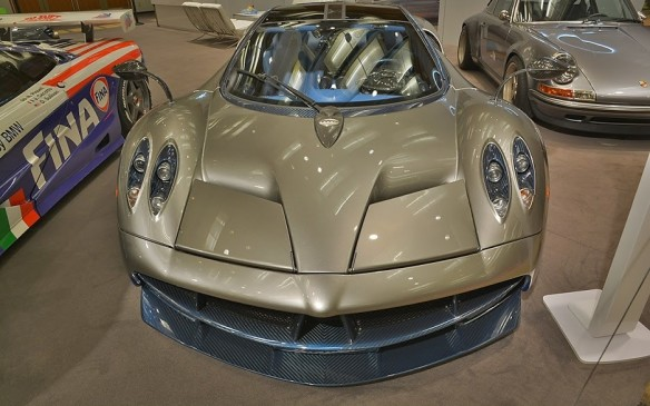 <p>A rather rare spot on Canadian roads, the Pagani Huayra is as much art as it is automobile. Powered by a hand-built 730 horsepower twin-turbo AMG V-12 and weighing in at just 1,350 kg (2,976 lbs), the Huayra is an entirely different class of exotic car. Ringing in at about $1.7-million, it is also more at home in a gallery than on a public road.</p>