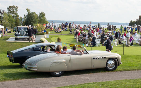 <p>The final selection of Best in Show came down to these three cars - but there was much more to see before getting there. Take a look with us!</p>