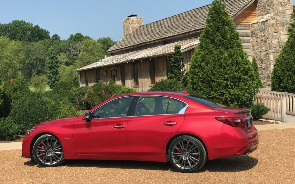 <p>Together, however, the refreshing of the Infiniti Q50 keeps it competitive with the Lexus IS and the sporty German compacts. In the end, they're all very similar and it really comes down to which style and layout appeal the most.</p>