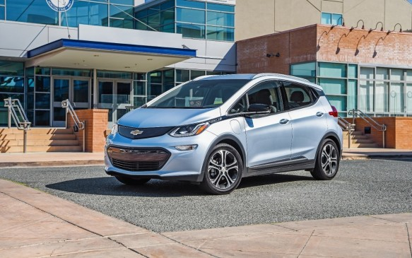 <p>Heralded as an affordable, approachable all-electric car that busts range anxiety with up to 383 km of driving distance possible on a single charge, the Chevrolet Bolt has been earning accolades left and right since its launch early this year. It's priced in Canada at $42,895 before government incentives, which means that in Ontario it can be owned for less than $30,000.</p>