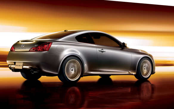 <p>Infiniti cranked up the brand's performance appeal for 2008 by reshaping its comely coupe and adding displacement to the VQ35 V-6 engine with a longer piston stroke, resulting in 330 horsepower. The larger G37 engine had some of its noise, vibration and harshness exorcised, too. Being rear-wheel-drive, the G37 is a balanced machine thanks to Nissan's FM chassis that situates the V-6 behind the front axle. The G37 also benefited from capable Brembo brakes to scrub off speed deftly.</p>
