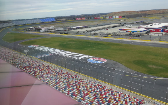 <p>The 1.5-mile high-banked track called Charlotte Motor Speedway (CMS) is the jewel of NASCAR tracks and has set the standard for motorsport entertainment. It is also the home of a 2.25-mile road course, a half-mile dirt track, a kart track and the zMAX Dragway – the only four-lane all concrete drag racing facility in the world. The speedway hosts three NASCAR Sprint Cup Series races, two Nationwide Series races, a Camping World Truck Series race and numerous regional and national events at others levels each year. It also presents three of the largest car shows and swap meets in the U.S.in April, August And October.</p>