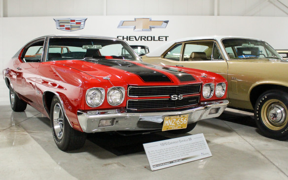 <p>By the end of the 1960s, however, V-8s ruled and muscle cars were kings. Few were more representative of the breed, or more popular, than this 1970 Chevelle SS.</p>