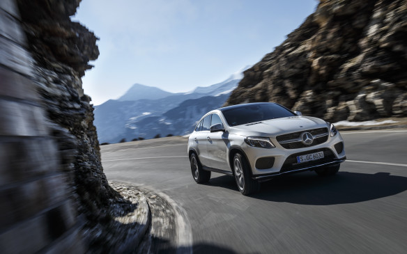 <p>The GLE is the SUV equivalent of the E-Class in Mercedes' new brand hierarchy and the ill-suited coupe label identifies this model's sloping hatchback roofline. It's longer, lower and wider than the ML, which the GLE replaces, and it's available with a choice of three powerplants – all with 4matic AWD.</p>