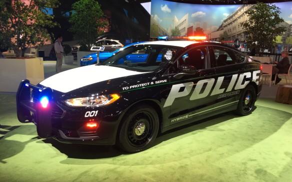 <p>2019 Ford Police Responder Hybrid</p>