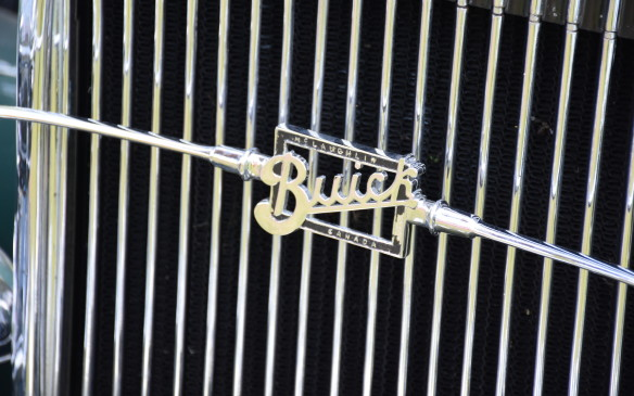 <p>Canadian-made McLaughlin-Buick</p>