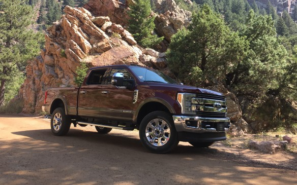 <p>Ford's all-new 2017 Super Duty not only beats but crushes segment benchmarks. </p>