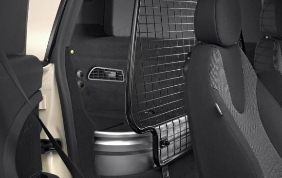 2013 MINI Clubvan Cargo Area from side door