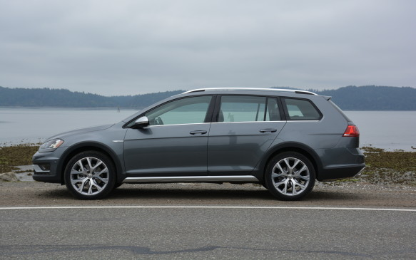 <p>The top-of-the-line Alltrack is priced at $35,295 and there are two options available: A Driver Assistance package for $1,310 and a Light and Sound Package that runs an additional $1,610.  </p>