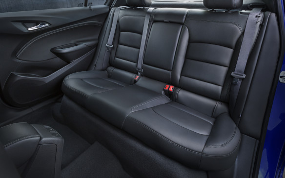 <p>The Cruze's length and wheelbase were expanded mainly to provide occupants with more interior space. This is evident in its rear seat legroom that's increased to 917 mm (36.1 in) and knee room increased by 5.1 cm (2 in).</p>