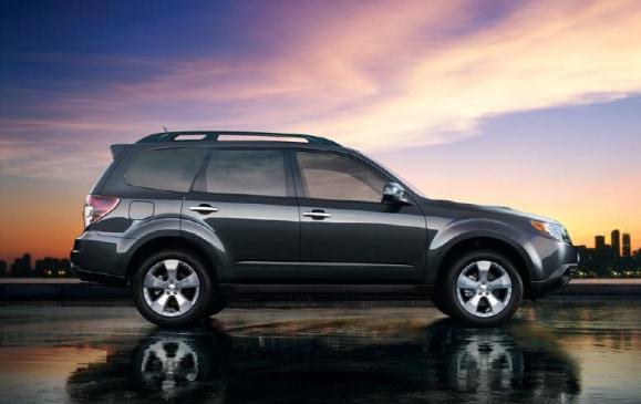2013 Subaru Forester XT - Side