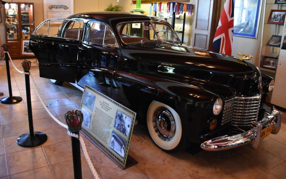 "<p>Plunkett's two museums, located on the sprawling 45-hectare property, were also open to the public and there was a new crown jewel in that collection of automotive gems this year. The 1941 Cadillac ""Duchess"" custom-bodied limousine, built for England's King Edward after he'd abdicated the throne in 1936 to marry American socialite Wallis Simpson, now shares space there with more than 70 other vehicles – mostly rare and/or special interest Cadillacs dating back to 1907.</p>"