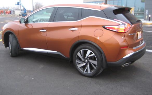 <p>Nissan Murano</p>