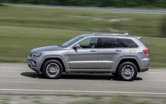 <p>2015 Jeep Grand Cherokee Overland</p>