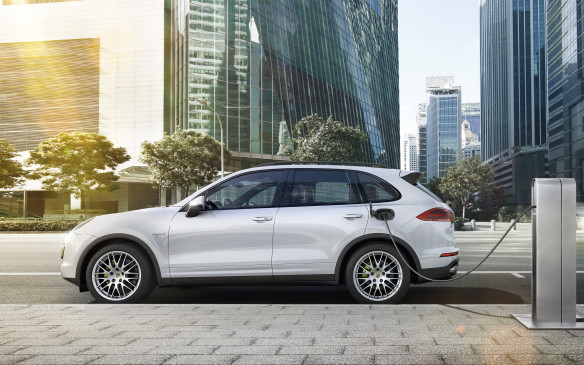 <p>Billed as the sports car of SUVs, the Cayenne is Porsche's best-selling model. Beyond just adding a plug-in function to the earlier hybrid model, S E-Hybrid powertrain is essentially a transplant of the system already offered in the Panamera S E Hybrid.</p>