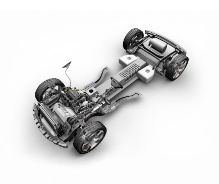 Chevrolet Volt - Voltec Powertrain