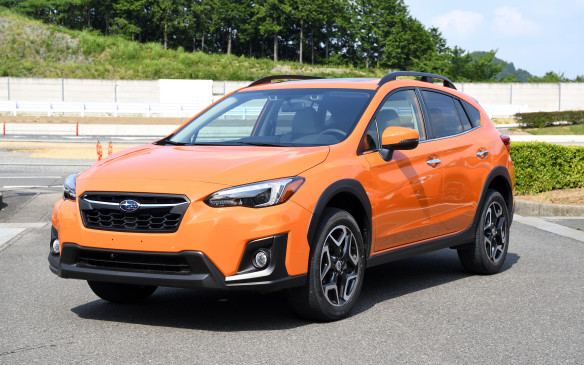 2018 subaru global platform. interesting global 2018 subaru crosstrek throughout subaru global platform e