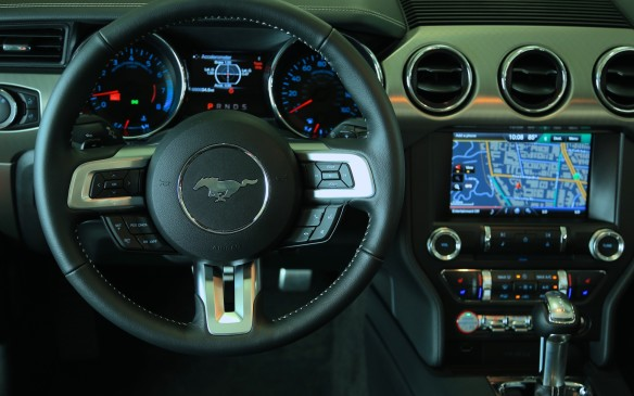 <p>2015 Ford Mustang</p>