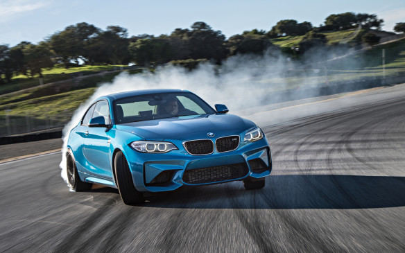<p>Last year, we drove the M2 at California's Laguna Seca racetrack. It was terrific, and we wanted more.</p>