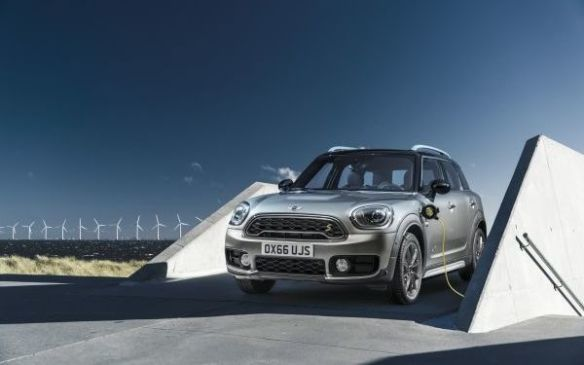 <p>BMW is bringing Mini into the electric game by offering a plug-in hybrid iteration of the new Mini Countryman. With its quirky styling, 40 km electric range, family-friendly size, and go-anywhere attitude, the Countryman adds an element of fun to driving efficiency – there's even a graphic fish which helps encourage you to be smooth with the pedals. Pricing has not yet been announced.</p>