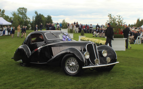 <p><strong>September 12-13 – </strong>The Cobble Beach Concours d'Elegance is the crown jewel of Canada's summertime auto shows – the only one that attracts the same levels of exotic machinery as the big American Concours, such as Amelia Island and St. Johns and Pebble Beach.</p>