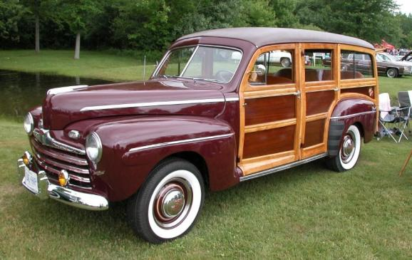 2013 Fleetwood Cruize-In - Pontiac Woodie