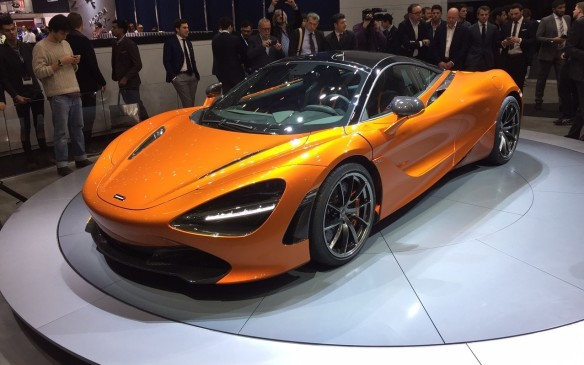 <p>The svelte Mclaren 720S will replace the 650S as the brand's new core model. It is the first of 15 new-generation McLarens promised by 2022, half of which will be hybrids. A 710-hp turbocharged V-8 is said to accelerate the 720S from 0-to-97 km/h (60 mph) in just 2.8sec and 0-to-200 km/h (124 mph) in 7.8sec, with a top speed of 341 km/h (212 mph).</p>
