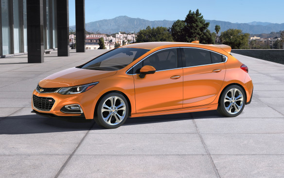 <p>In the fourth quarter of 2016, the Cruze family will expand with a stylish new hatchback version. After that, a diesel powertrain is expected to be released at some point in 2017.</p>