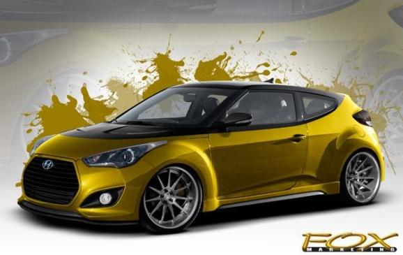 Sema veloster turbo